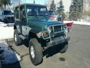 1999 JEEP Jeep Wrangler Sport